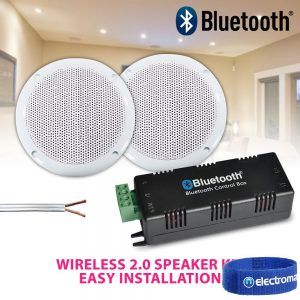 bluetooth ceiling speaker kit
