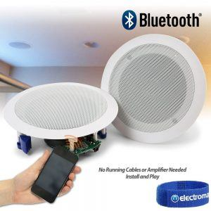 Bluetooth Ceiling Speakers Bluetooth Electronics