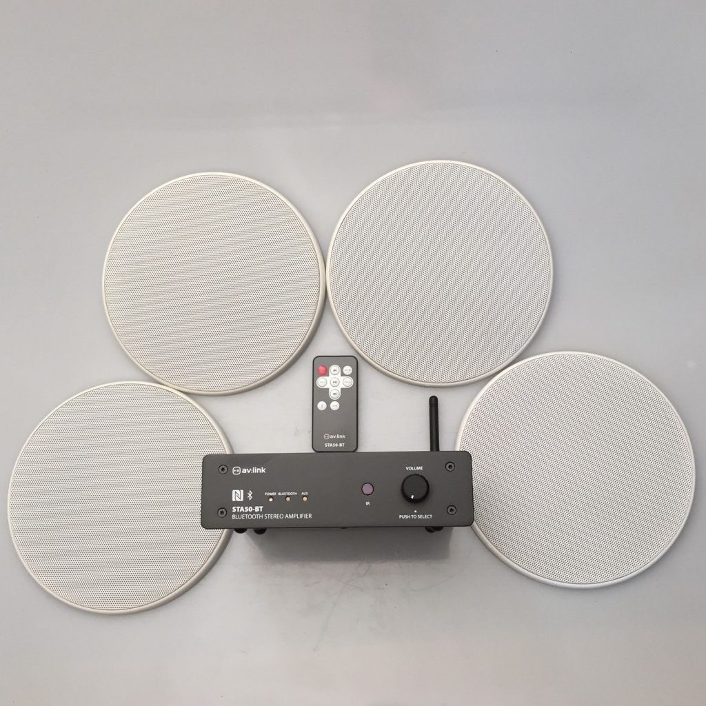rimless ceiling speakers
