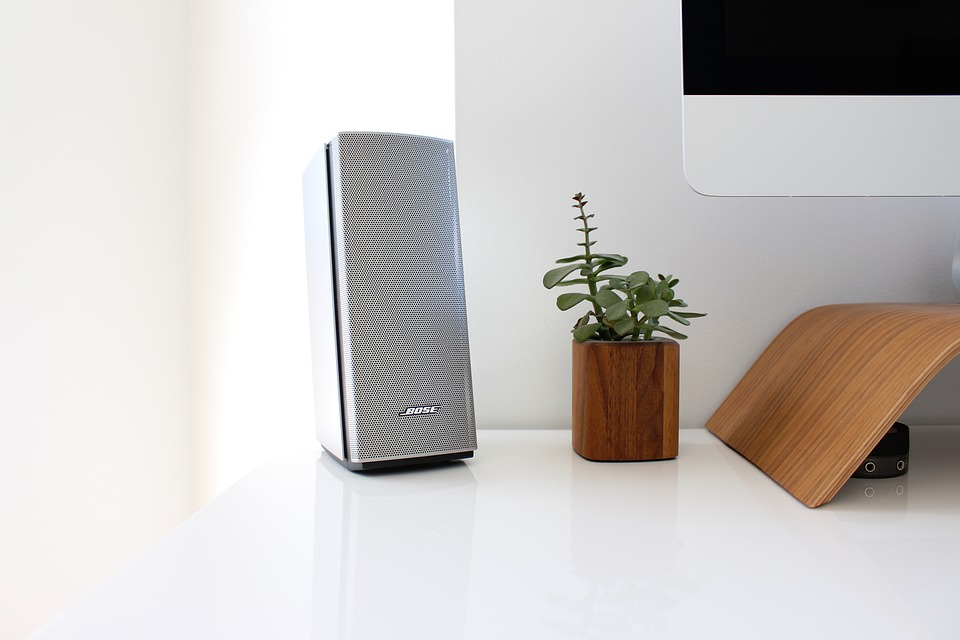 Bose Bluetooth speakers image